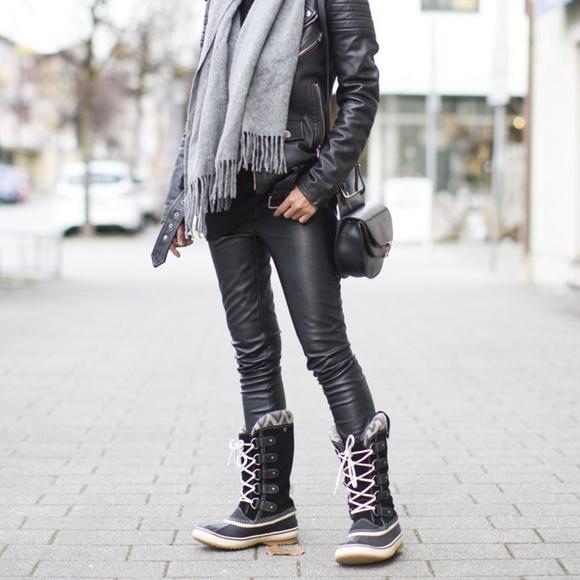 65e838b484f502 Sorel womens Joan of Arctic winter boots